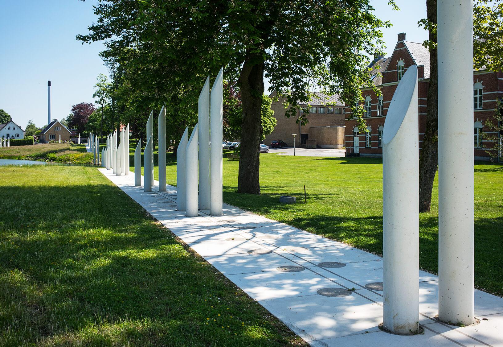 Monument i Vejle